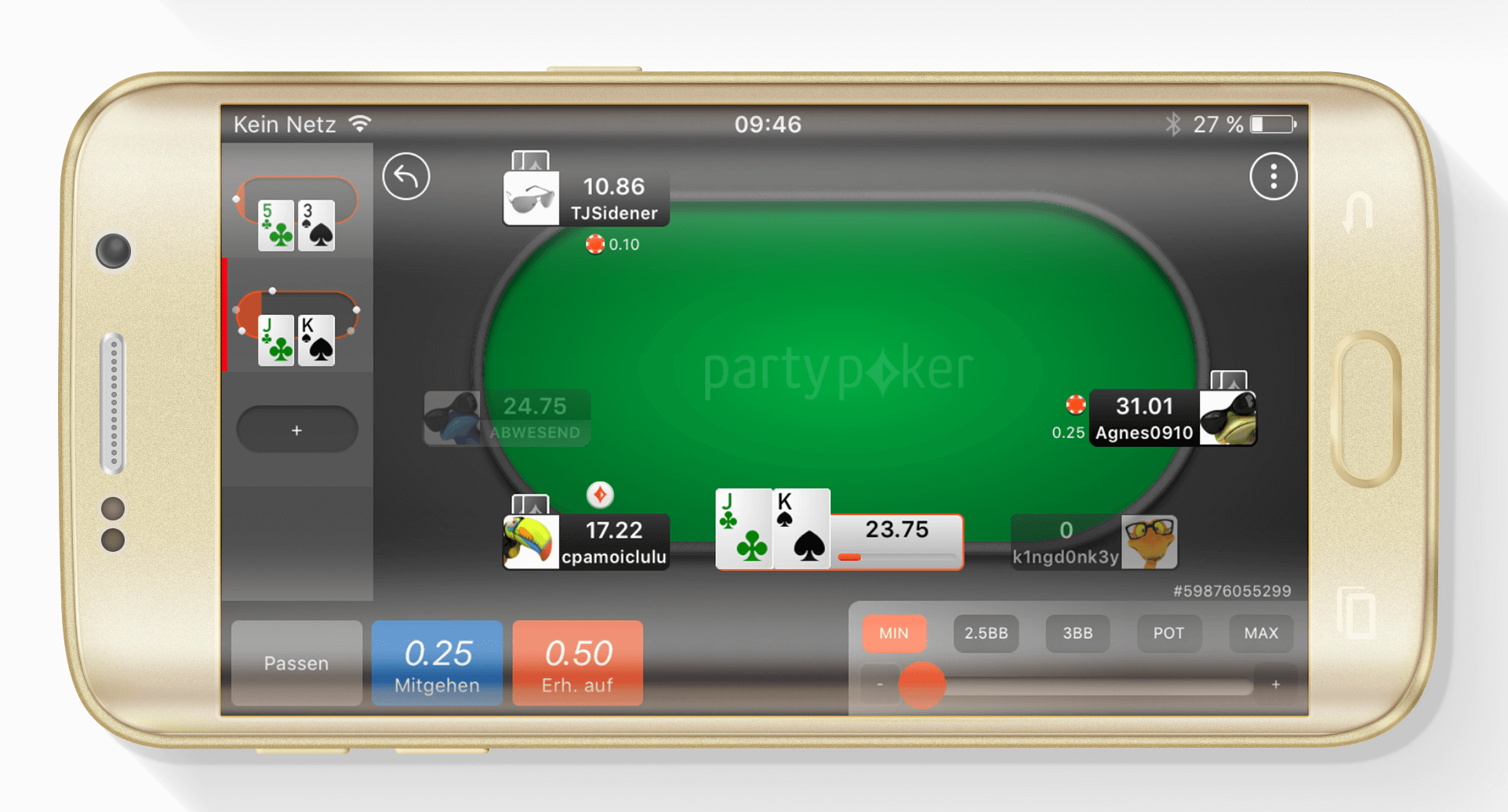 Poker dinero real android miapuesta 10€ gratis 776827