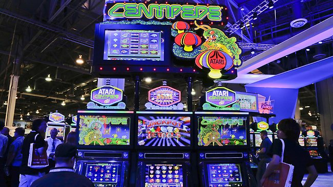 Casinos on line wager Gaming Technology 558716