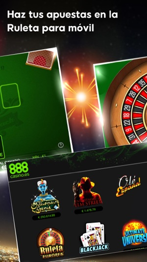 Casino 888 ruleta factor X gratis bonos 626075