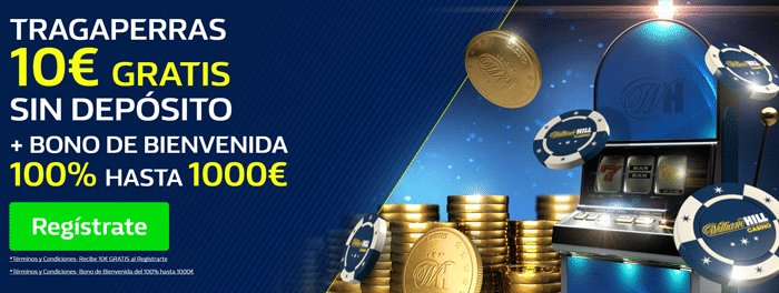 MBet bono gratis william hill 10 191137