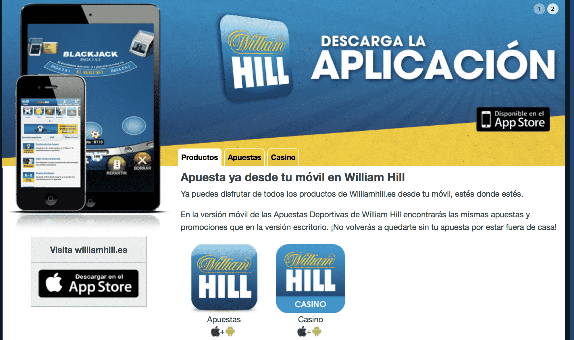 William hill live paysafecard por casino 491662